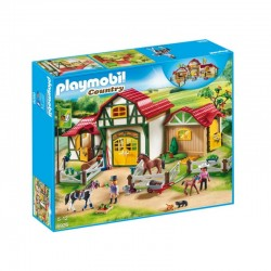 PLAYMOBIL 6926 Country DUŻA STADNINA KONI