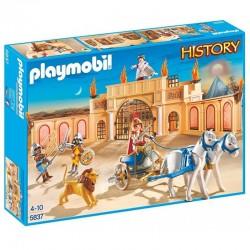 PLAYMOBIL 5837 History RZYMSKA ARENA