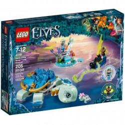 LEGO ELVES 41191 Naida i Zasadzka na Żółwia Wody