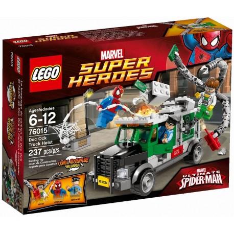 LEGO SUPER HEROES 76015 Napad na Bankowóz