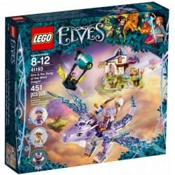 LEGO ELVES 41193 Aira i Pieśń Smoka Wiatru