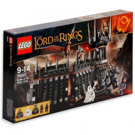 LEGO THE LORD OF THE RINGS 79007 Bitwa u Czarnych Wrót