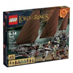 LEGO THE LORD OF THE RINGS 79008 Zasadzka na Statku Pirackim