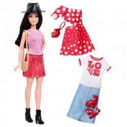 Barbie Fashionistas 40 Lalka Mattel DTD96 DTF03