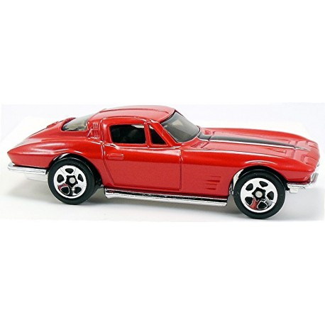 Mattel - BFF02 - Hot Wheels - HW Workshop - '64 Corvette Sting Ray