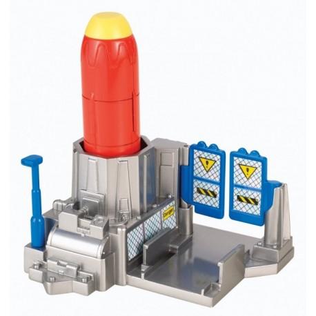 Mattel - BGX70 - Hot Wheels - HW Workshop - HW Track Builder - Wyrzutnia rakiet