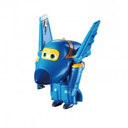 SUPER WINGS Transformujący LOTEK JEROME Samolot i Robot 710030