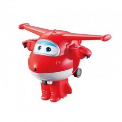 SUPER WINGS Transformujący DŻETEK JETT Samolot i Robot 710010