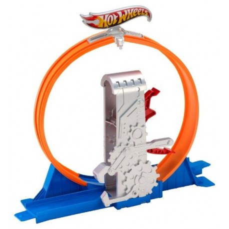 Mattel - BGX78 - Hot Wheels - HW Workshop - HW Track Builder - Wielka Pętla