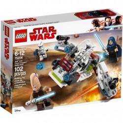 LEGO STAR WARS 75206 Jedi i Żołnierze Armii Klonów