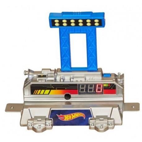 Mattel - BGX83 - Hot Wheels - HW Workshop - HW Track Builder - Cyfrowy Prędkościemierz