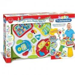 CLEMENTONI Baby Interaktywny Stolik 60260