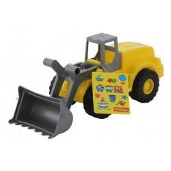 WADER POLESIE Traktor z Łopatą AGAT 41852