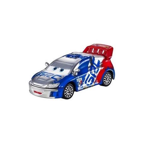 Mattel - BBT07 - Disney Pixar - Auta - Silver - Raoul ÇaRoule - Raoul Farafura