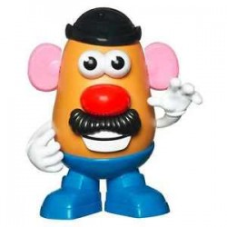 HASBRO Playskool Mr. Potato Head PAN BULWA 27656 27657