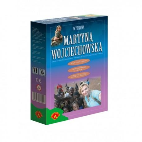 Alexander - Gra Edukacyjna - Mini Quiz - Wyprawa z Martyną Wojciechowską
