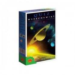 Alexander - Gra Edukacyjna - Mini Quiz - Wszechświat