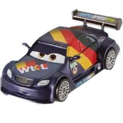 Mattel - Y5046 - Disney Pixar - Auta 2 - Max Schnell