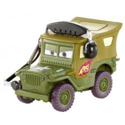 Mattel - BDX48 - Disney Pixar - Auta 2 - Sarge - Kamasz