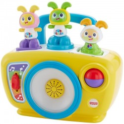 FISHER-PRICE Muzyczny Bebo BeatBo Boogie Boom Box FGJ87