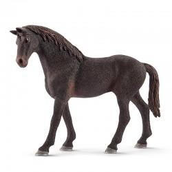 SCHLEICH 13856 - Figurka Konia - OGIER PEŁNEJ KRWI ANGIELSKIEJ