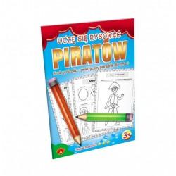 Alexander - 5965 - Poradnik dla dzieci - Uczę się Rysować Piratów