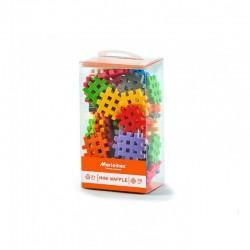 MARIOINEX Klocki Mini Wafle Zestaw Konstrukcyjny 70 Elementów 90212