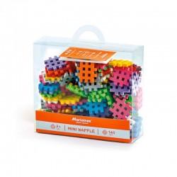 MARIOINEX Klocki Mini Wafle Zestaw Konstrukcyjny 140 Elementów 90213