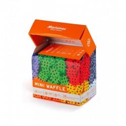 MARIOINEX Klocki Mini Wafle Zestaw Konstrukcyjny 300 Elementów 90218