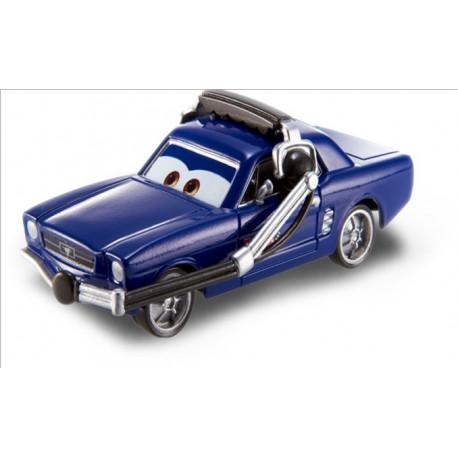 Mattel - BHP25 - Disney Pixar - Auta 2 - Brent Mustangburger