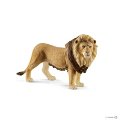 SCHLEICH 14812 - Figurki Dzikich Zwierząt - LEW
