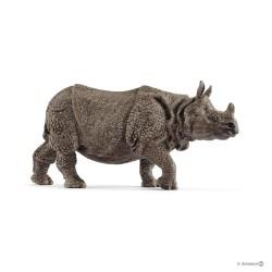 SCHLEICH 14816 - Figurki Dzikich Zwierząt - NOSOROŻEC INDYJSKI