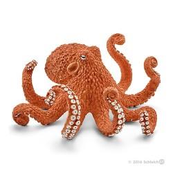 SCHLEICH 14768 - Figurki Zwierząt Wodnych i Morskich - OŚMIORNICA