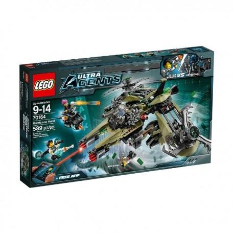 LEGO ULTRA AGENTS 70164 Operacja Huragan