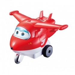 SUPER WINGS Samolot z Napędem Vroom'n Zoom DŻETEK JETT COBI 710110