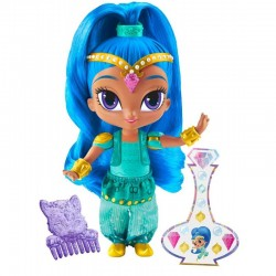 FISHER-PRICE Shimmer&Shine Lalka SHINE DLH57 DLH55