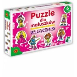 ALEXANDER 5400 - Puzzle dla Maluszków - DZIEWCZYNKI 5400