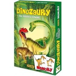ADAMIGO 6229 - Gra Memory Dino - MEMO DINOZAURY