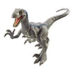 JURASSIC WORLD Figurka Atakującego Dinozaura - VELOCIRAPTOR BLU Mattel FPF12 FPF11