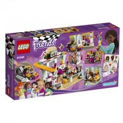 LEGO FRIENDS 41349 Wyścigowa Restauracja NOWOŚĆ 2018
