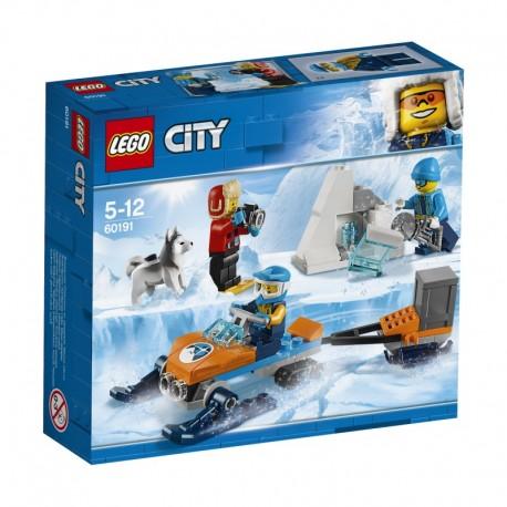LEGO CITY 60191 Arktyczny Zespół Badawczy NOWOŚĆ 2018