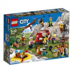 LEGO CITY 60202 Niesamowite Przygody NOWOŚĆ 2018