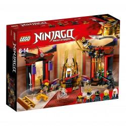 LEGO NINJAGO 70651 Starcie w Sali Tronowej NOWOŚĆ 2018