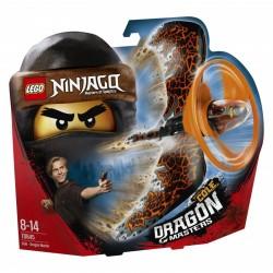 LEGO NINJAGO 70645 Cole Smoczy Mistrz NOWOŚĆ 2018