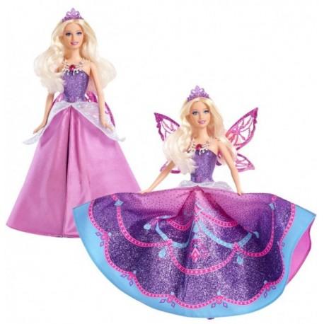 Mattel - Y6373 - Barbie Mariposa i Baśniowa Księżniczka - Catania