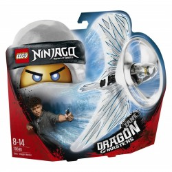 LEGO NINJAGO 70648 Zane Smoczy Mistrz NOWOŚĆ 2018