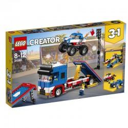 LEGO CREATOR 31085 Pokaz Kaskaderski NOWOŚĆ 2018