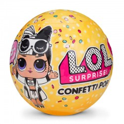 L.O.L SUPRISE Laleczka w Kuli Confetti Pop Seria 3 MGA ENTERTAINMENT 551560