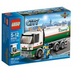 LEGO CITY 60016 Cysterna
