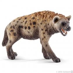 SCHLEICH 14735 - Figurki Dzikich Zwierząt - HIENA